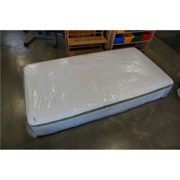 SINGLE SIZE BRUNSWICK PILLOWTOP MATTRESS