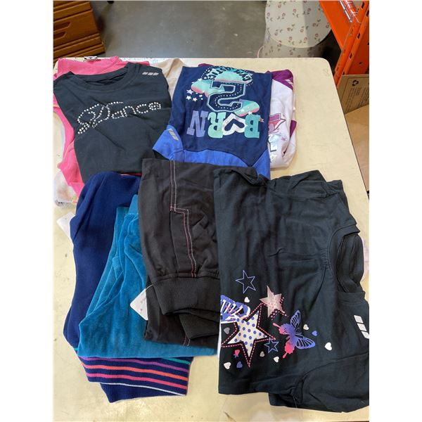 Lot of brand new teen size 10 clothing