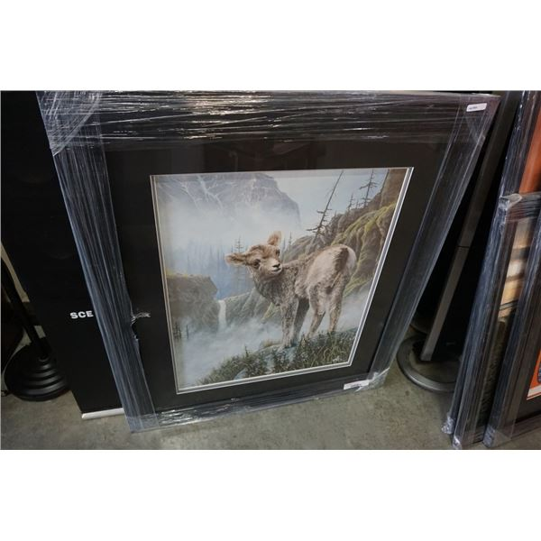 JOURNEY TO THE HIGH COUNTRY LEP BY ROD TRIBIGER 25334 - HAND SIGNED AND NUMBERED LIMITED EDITION PRI
