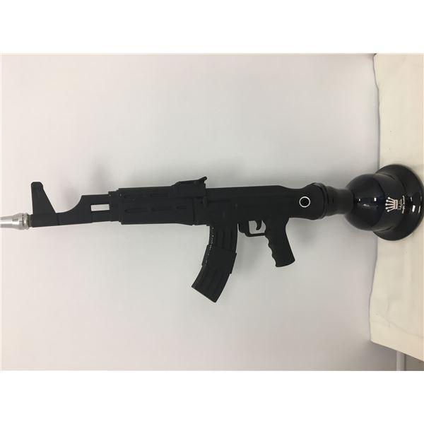 Khalifa hookah machine gun