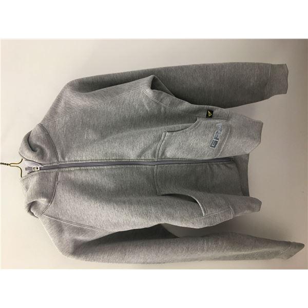 New graff hoodie grey sz.youth sm