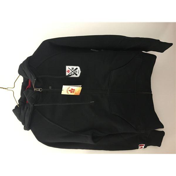 New kk ladies sweater black sz.sm