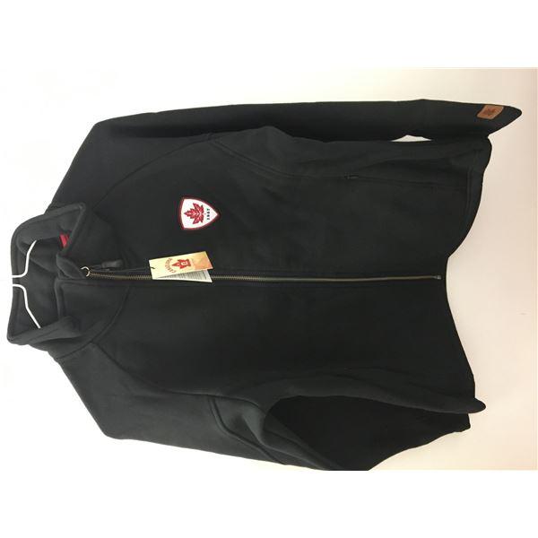 New kk ladies sweater black sz.med