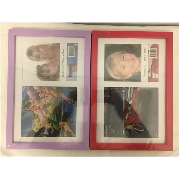 New cars/princess picture frames