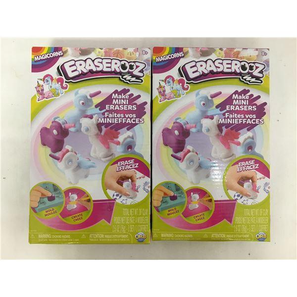2 New eraser (sm box)