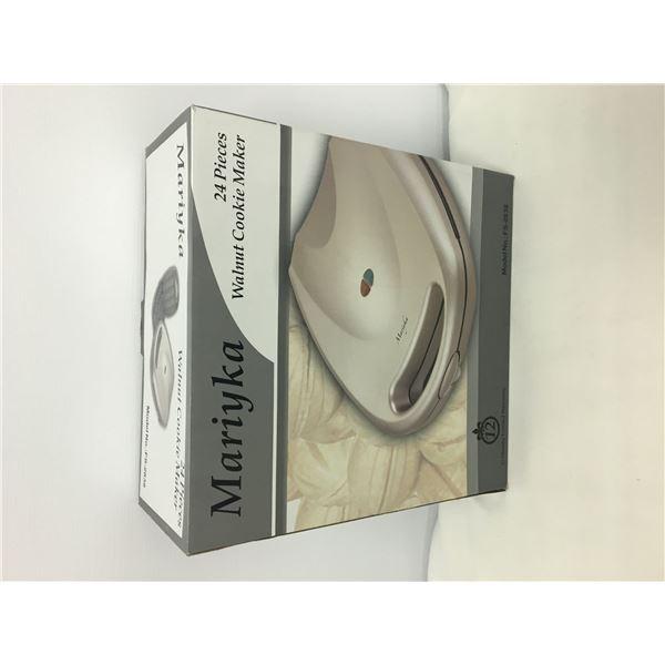 New mariyka walnut cookie maker (grey)