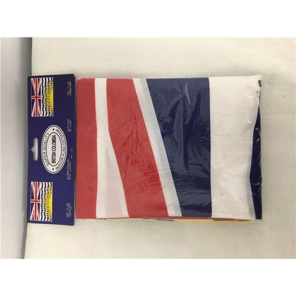 New british columbia flag