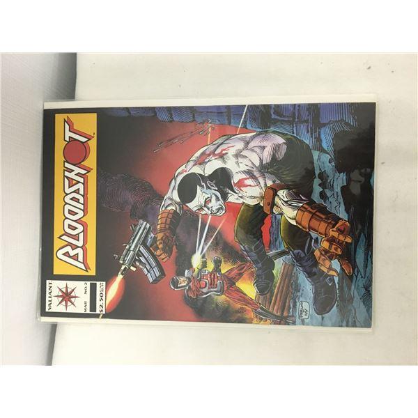 Bloodshot comic #2