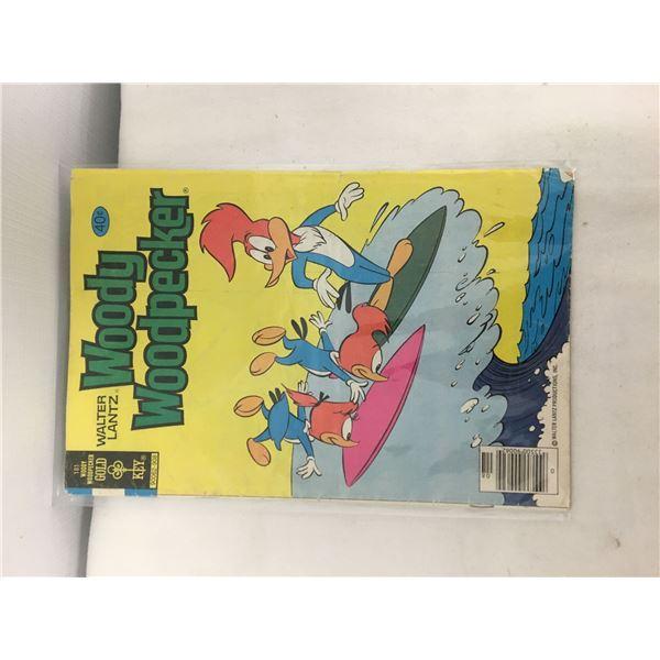 Woody woodpecker comic #181
