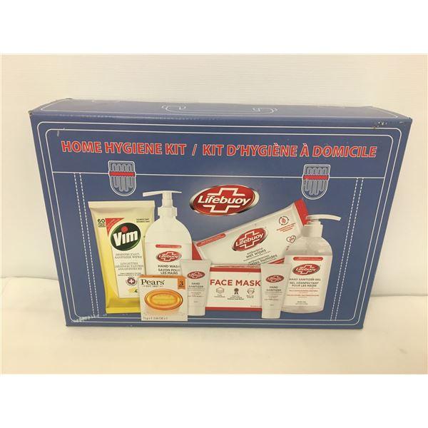 New hygiene home kit