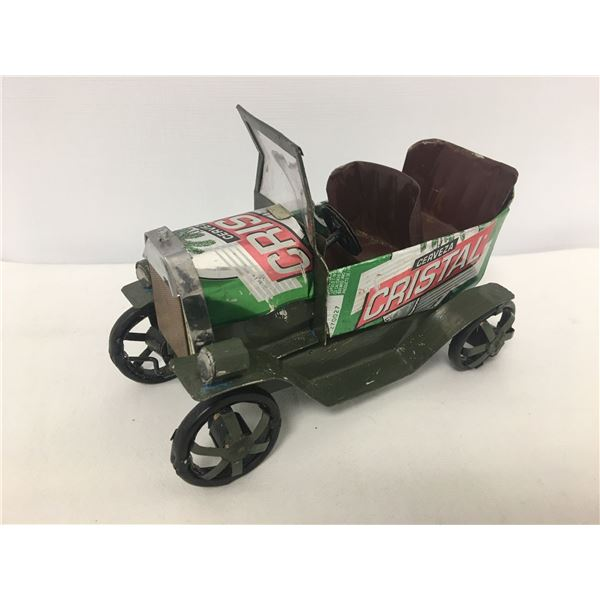 Collectable castroll car