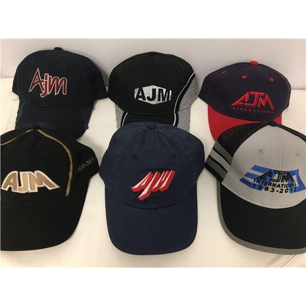 New hats x 6
