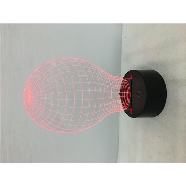 New 3D lamp air balloon
