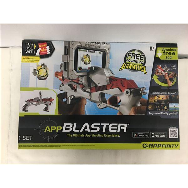 New app blaster