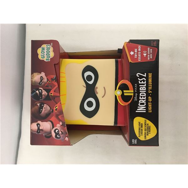 New incredibles light up
