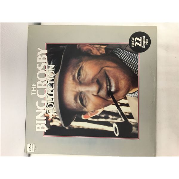 Bing crosby collection record