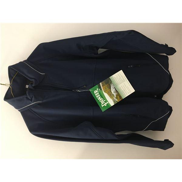 New pioneer mens jacket medium