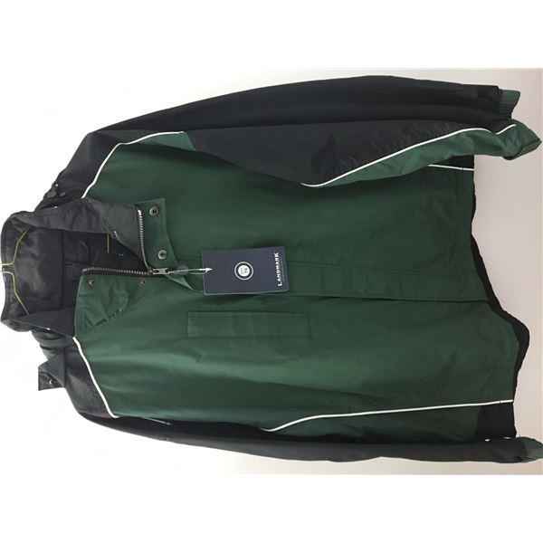 New landmark mens jacket medium