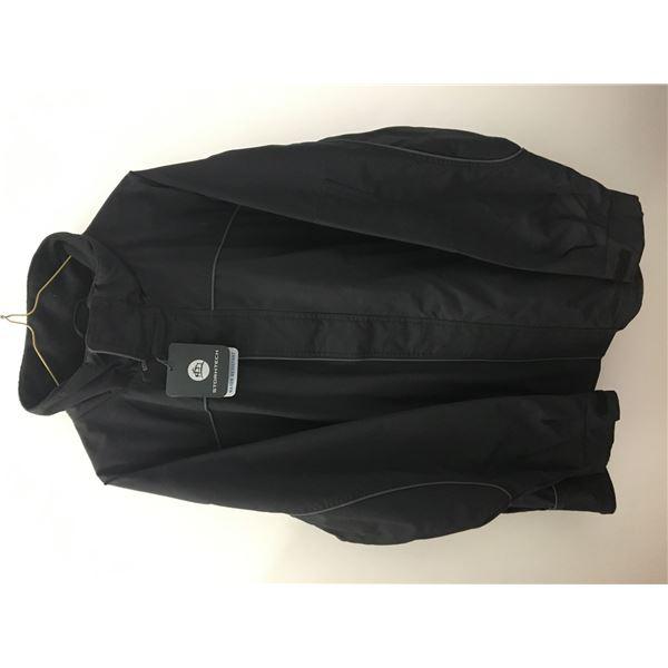 New storm tech mens jacket large