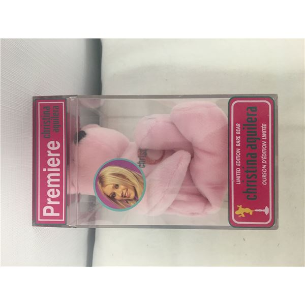 Collectable christina aguillera doll