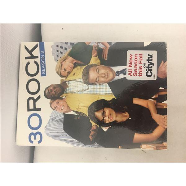 New 30 rock dvd season 3
