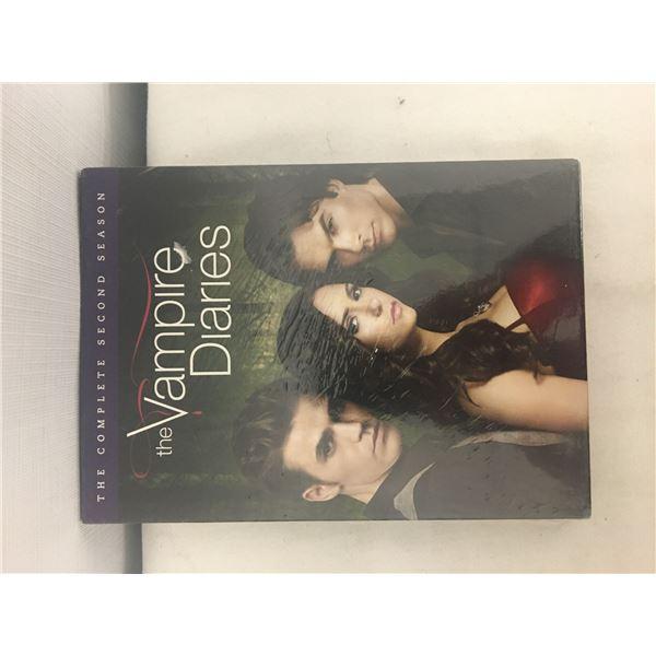New vampire diaries dvd season 2