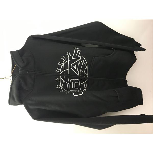 New graff hoodie black small