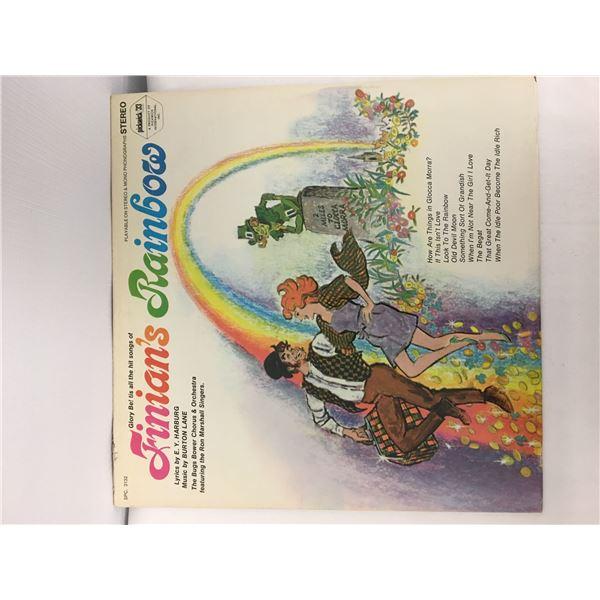 Finians rainbow record