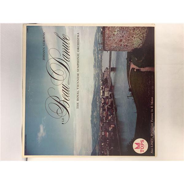 Johann Strauss record