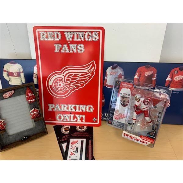 Detroit Red Wings Pkg