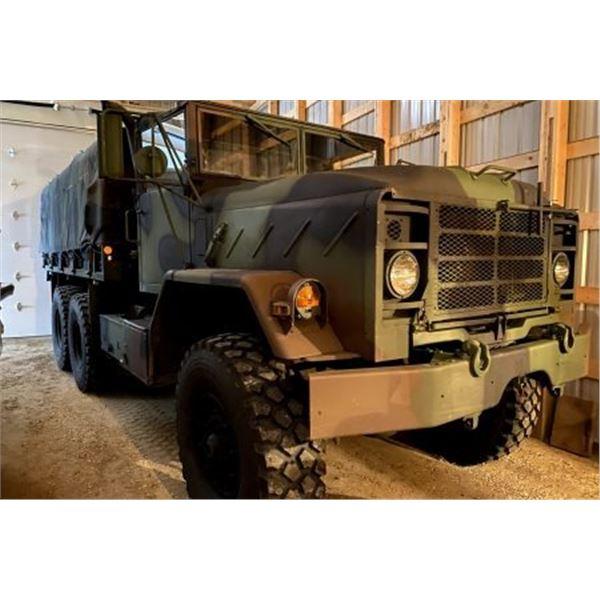 US Military 6x6 Transport M923A2 1990?