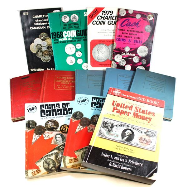 * Lot of Vintage Catalogues date, range from 1962-2006. You will receive: 1962 Charlton Standard Cat