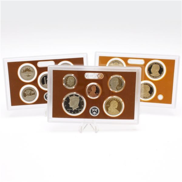 2013 United States Mint 14-coin Proof set with original box and COA.