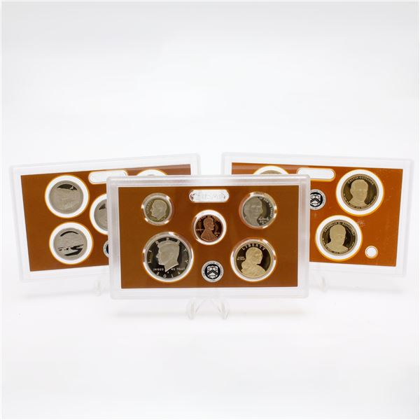 2014 United States Mint 14-coin Proof set with original box and COA.
