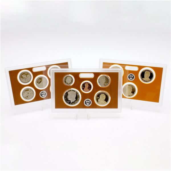 2016 United States Mint 13-coin Proof set with original box and COA.