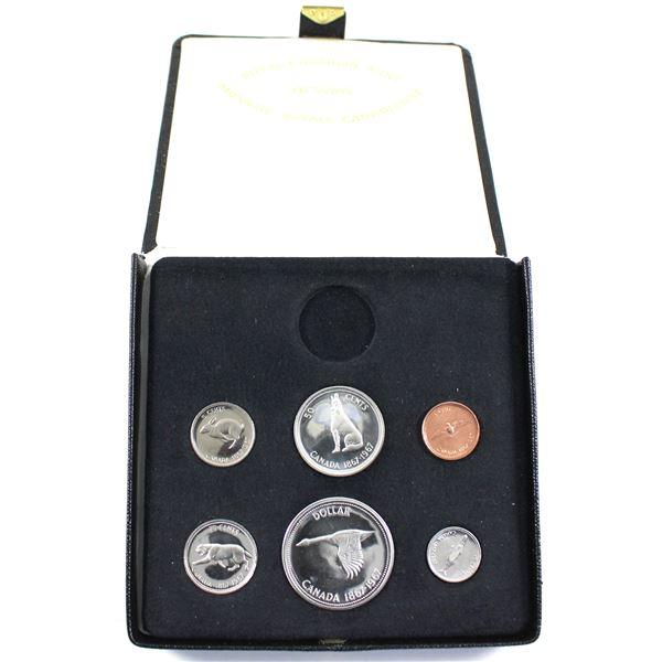 1967 Canada Specimen set(missing $20 gold)