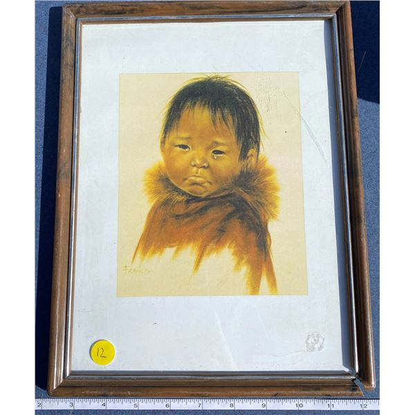 """First Nations Picture 12.5""""x10"""""""