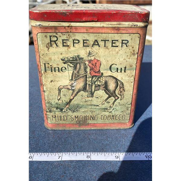 Tobacco Tin Repeater