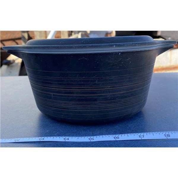 """Pyrex Bowl + Lid (7.5"""")"""