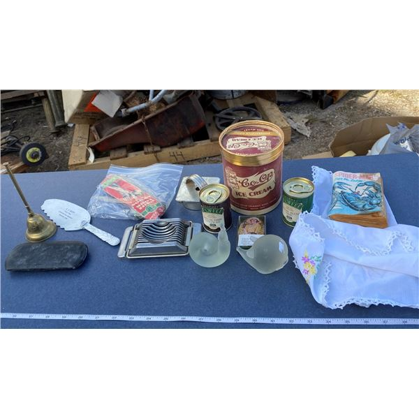 Lot Of Collectible Kitchen Ware