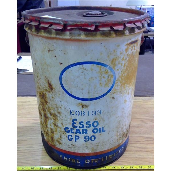 Vintage Imperial Oil Limited Can