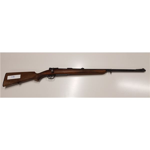 Husqvarna 8 x 57 mauser, open sights