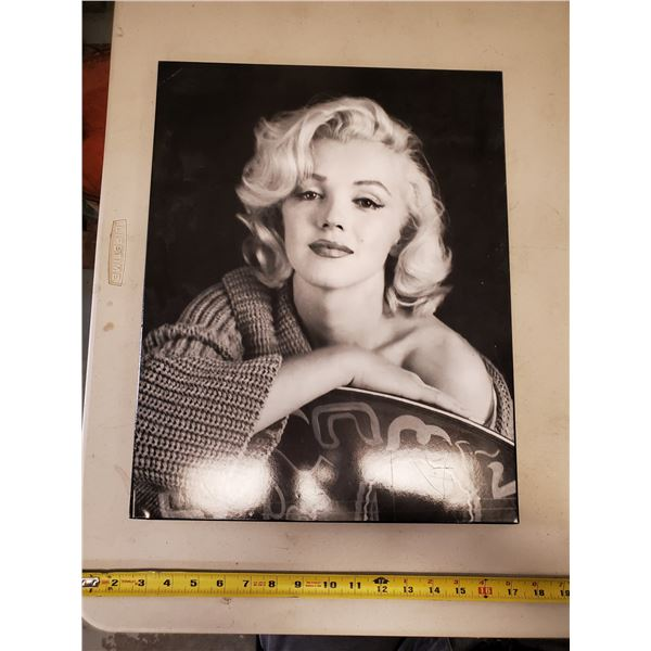 MARILYN MONROE WALL HANGING PICTURE