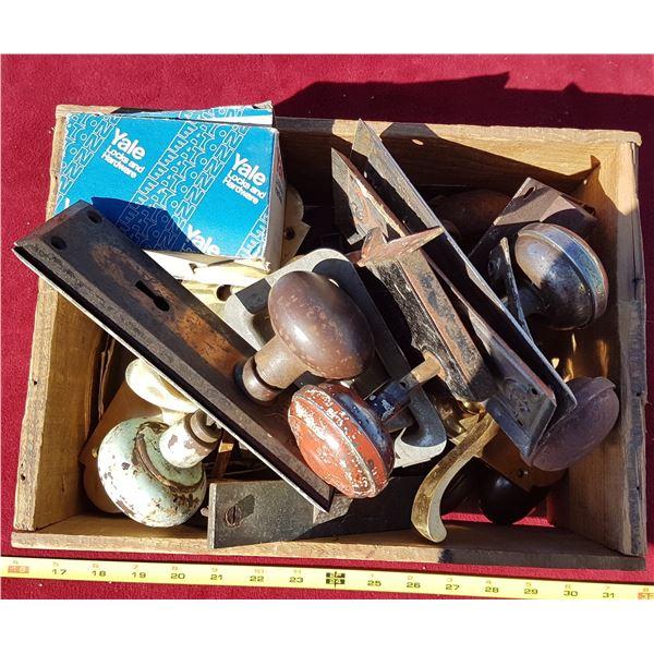Crate & Vintage Door Knobs & Locks
