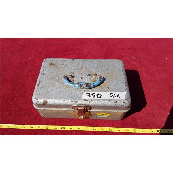 Truline Tackle Box & Tackle
