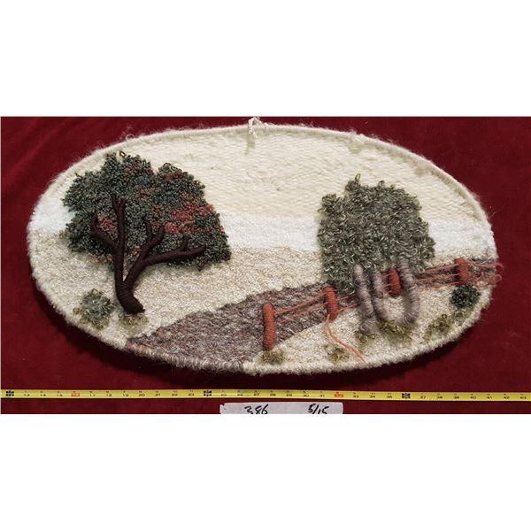 Fabric Wall-Hanging