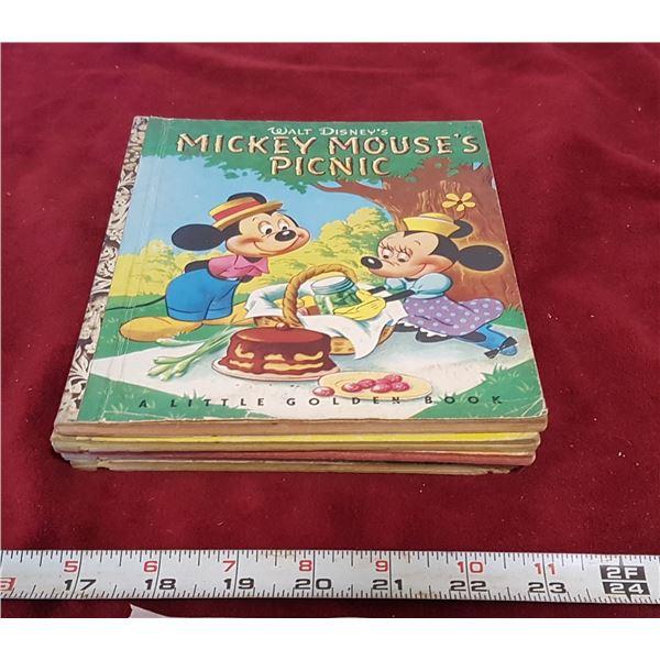 Lot Vintage Children's Books