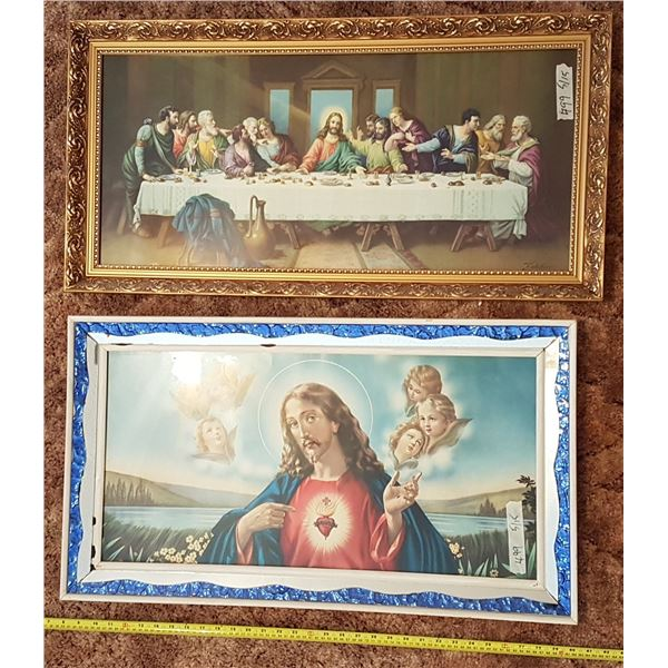 2 Religious Wall - Hangings