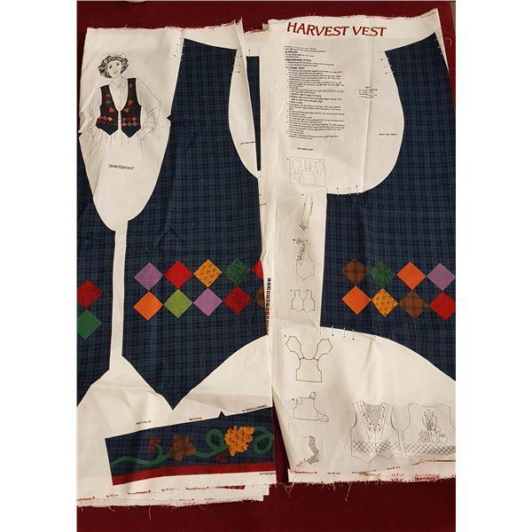 2 Cut And Sew Vests