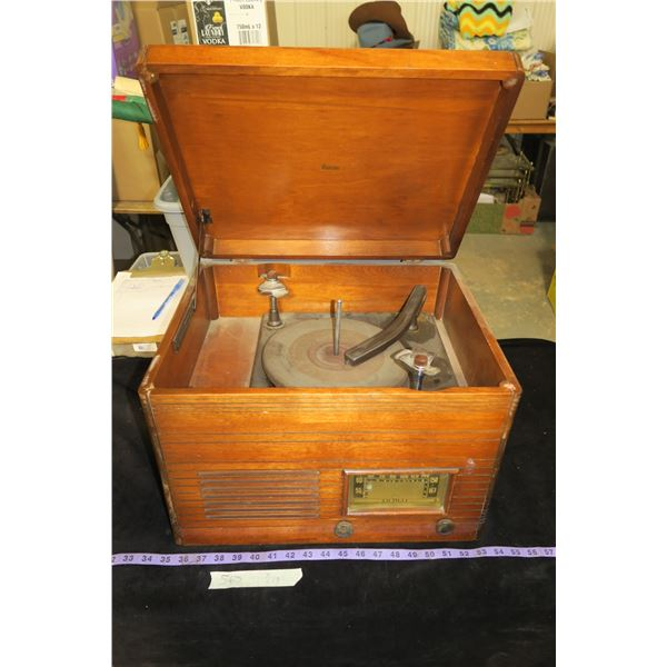 Airline Phonograph